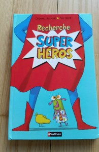 Recherche Super héros