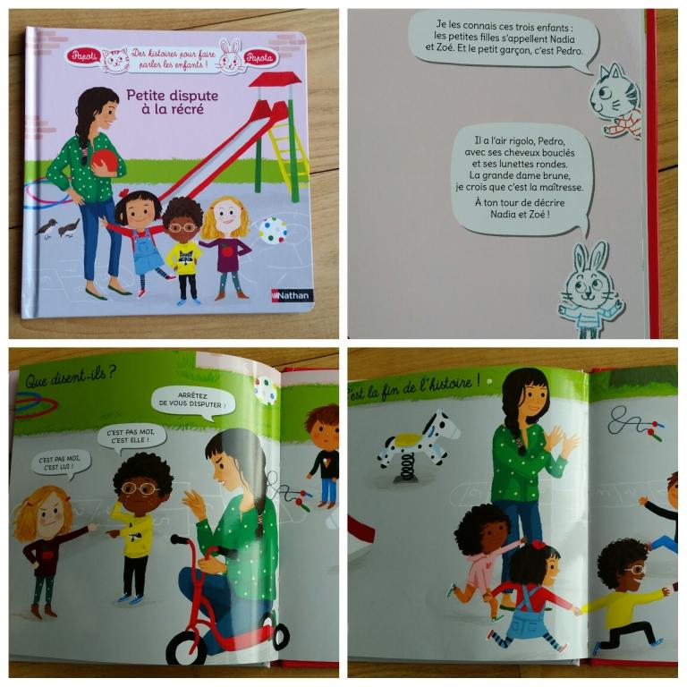histoires pour faire parler les enfants