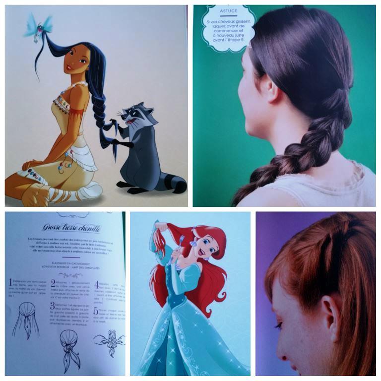 coiffures princesses