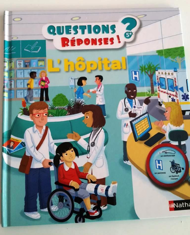 questions hôpital enfant