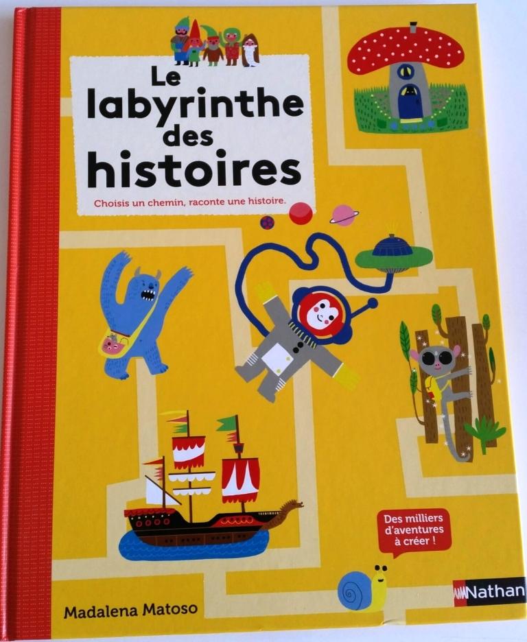 labyrinthe des histoires