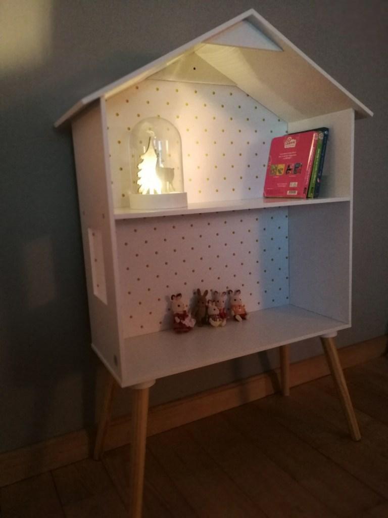 bibliotheque enfant maison