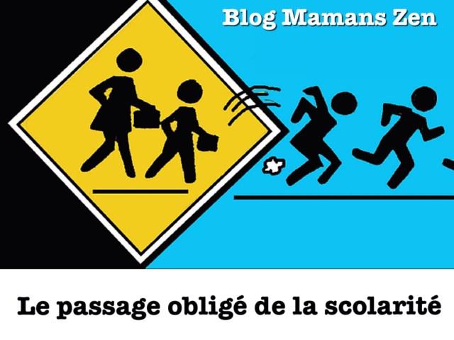 rentrée scolaire forcée passage obligé de la scolarité blog mamans sen blogueuses du Québec maman à la maison mère au foyer école maison retour à l'école éducation