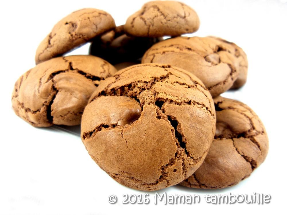 biscuits souffles au chocolat23