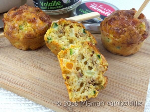 cake aux legumes et terrine henaff32