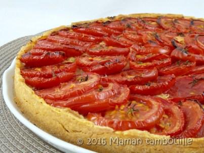 tarte tomate amande30