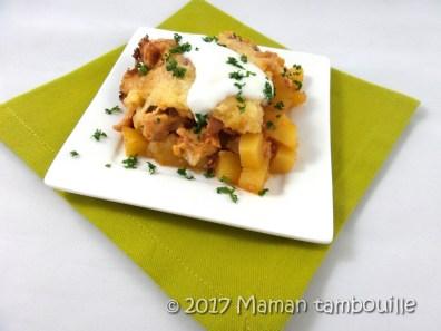 gratin poulet pommes de terre13