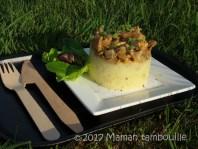 parmentier de poulet thai11