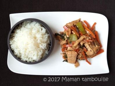wok de poulet teriyaki15