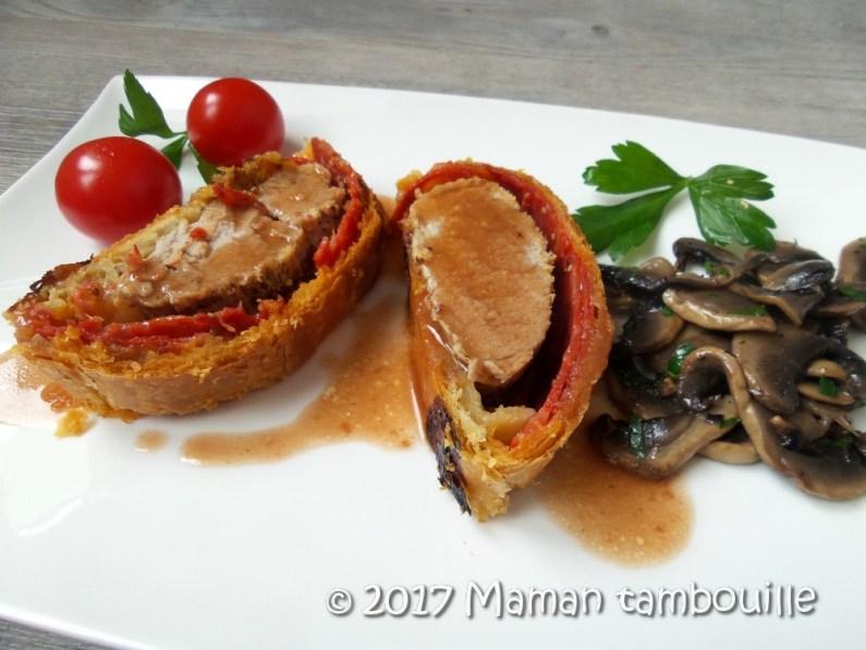filet mignon au chorizo en croute19