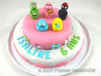 gateau barbapapa20
