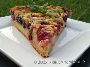 clafouti mures framboises10