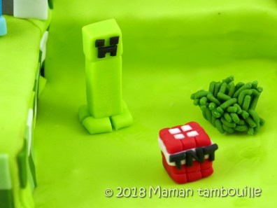 gateau minecraft42