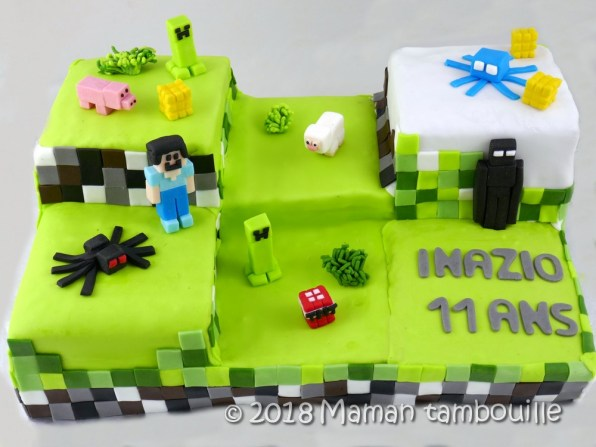 gateau minecraft52