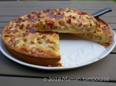 tarte a la rhubarbe12