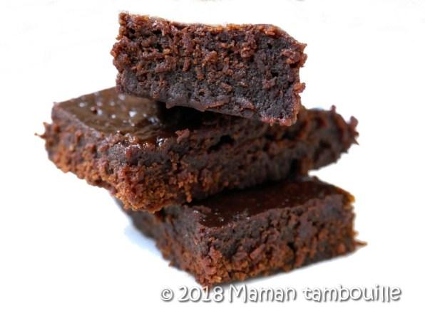 fondant au chocolat au micro ondes15