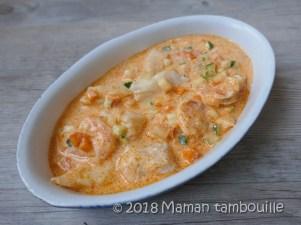 poisson aux legumes au four06