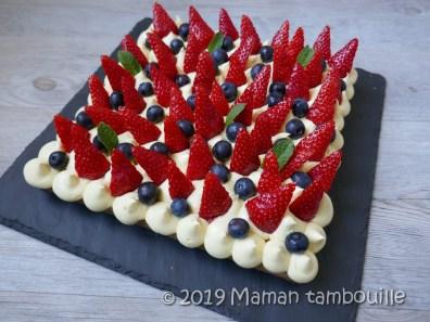 Le gourmand aux fruits rouges17