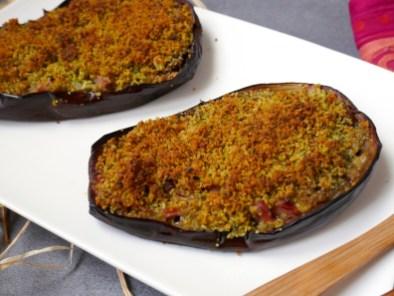 aubergines gratinees16