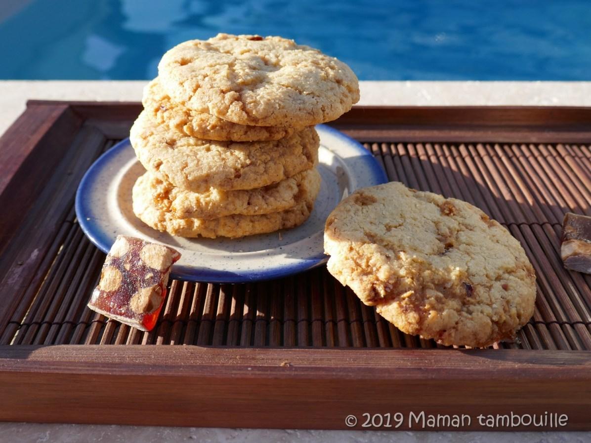 cookies au nougat20