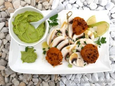 croquettes patate douce quinoa10