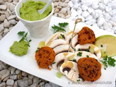 croquettes patate douce quinoa14