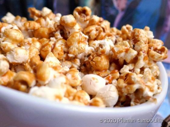 pop corn au caramel11