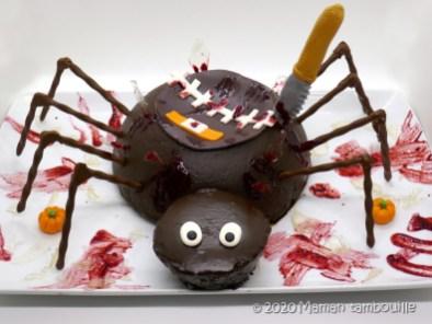 gateau araignée22