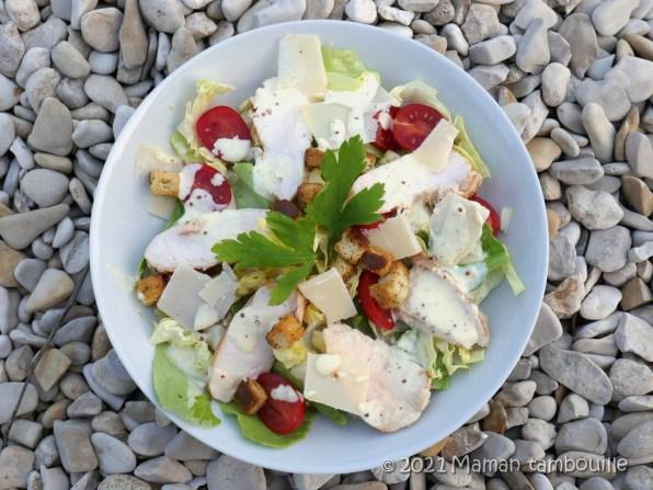 salade cesar sauce extra12