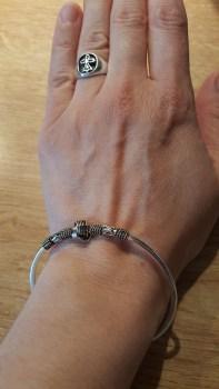le bracelet de Chérie bijoux