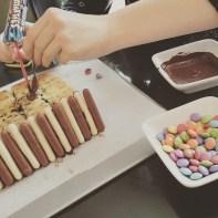 1er gravity cake