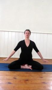breath awareness prenatal yoga1