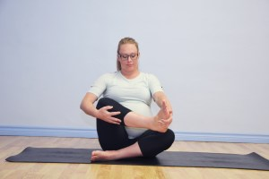 Yoga for Piriformis Syndrome 6