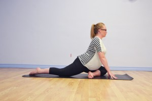 Yoga for Piriformis Syndrome 8
