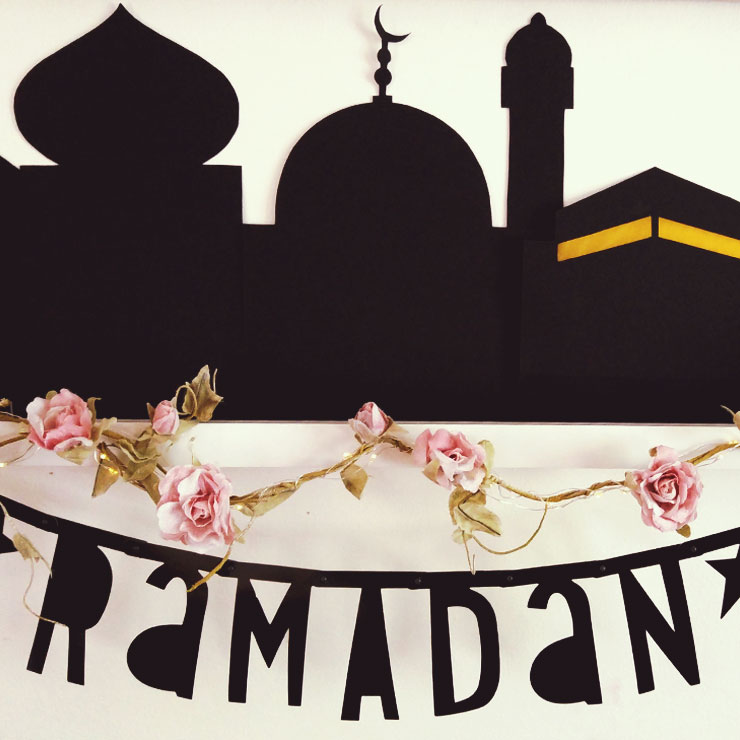 Best Thing About the End of Ramadan | Ramadan Decor | Mamanushka.com