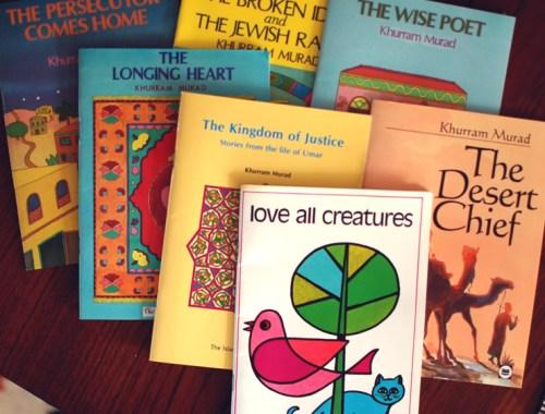 Muslim Storybooks For Slightly Older Kids ||Mamanushka.com