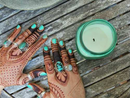 MAMANUSHKA.com || 5 Modern Mehndi Instagram Accounts We Are Crushing On Right Now || Henna || Body Art || Temporary Tattoo