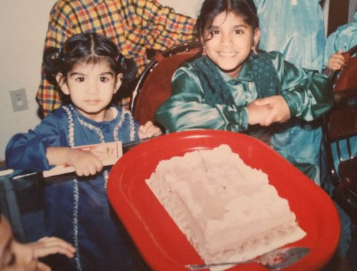 MAMANUSHKA.com || Why I Celebrate Birthdays || Muslim Birthday || 1980s Vintage Photo
