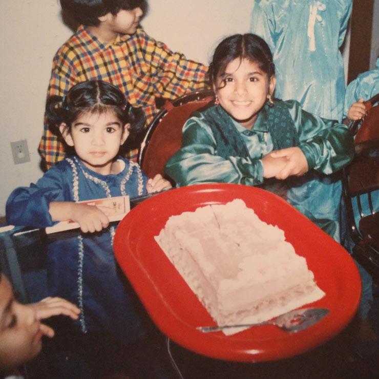 MAMANUSHKA.com || Why I Celebrate Birthdays || Muslim Birthday || 1980s Vintage Photo