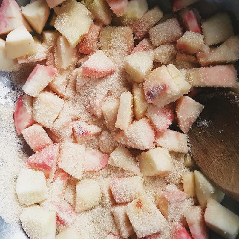 MAMANUSHKA.com    Best Apple Cake Recipe    No Mixer    Quick    Easy    Delicious    Chopped Apples