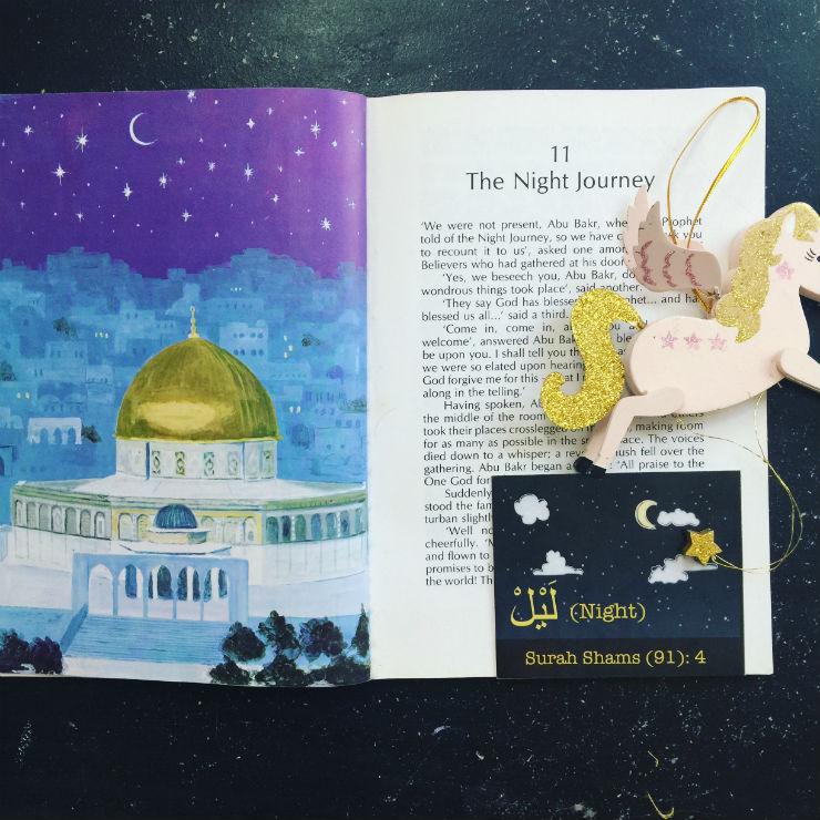 Five Great Ways To Share Al-Isra wal-Mi'raj With Children