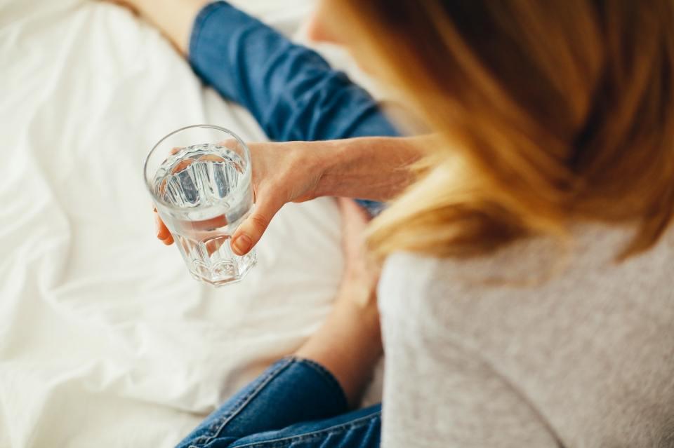 boire l'eau du robinet alternative zéro déchet aux bouteilles en plastique