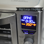 Ty's Gift Idea of the Day: Kenmore Elite Digital Countertop Convection Oven