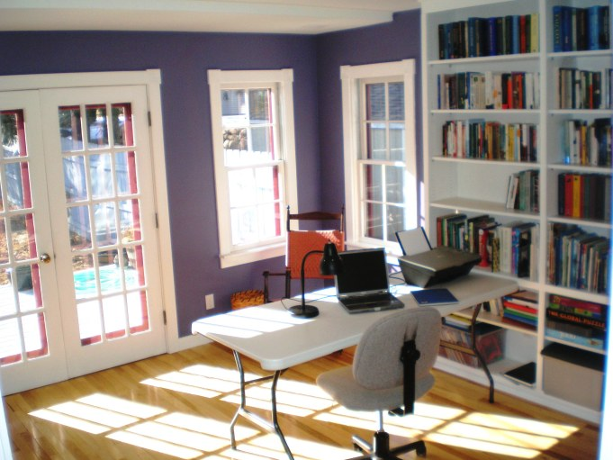 designing your home office. You Can Have An Office That Want To Work In, Really! In Just A Few Steps, You\u0027ll Be Into The Groove Of Designing Your Perfectly Chic Room. Home L