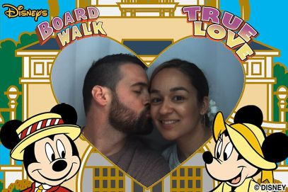 Mama of Both World: Disney's Boardwalk Villas Review