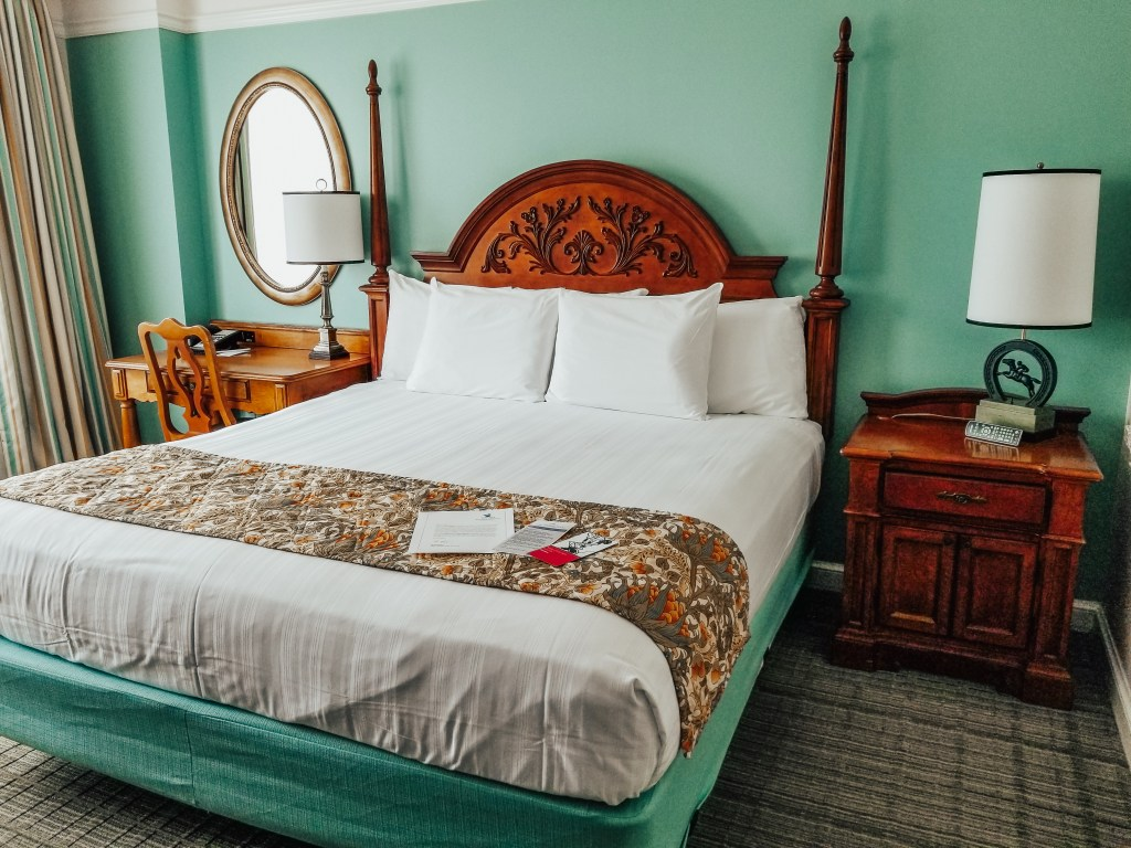 Mama of Both Worlds: Disney's Saratoga Springs One Bedroom Villa