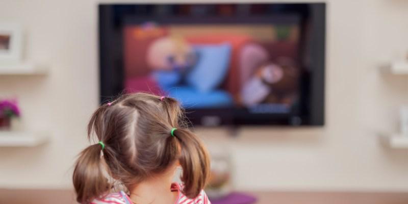 uticaj tv na djecu