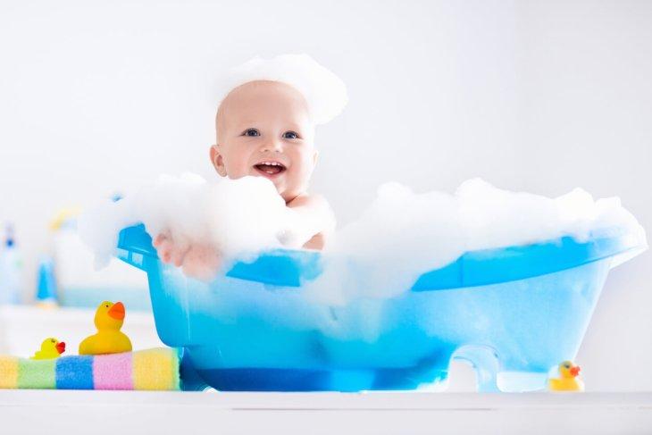 beba kupanje