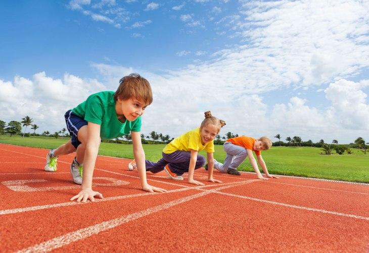 sportovi za djecu atletika