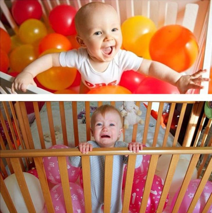 beba i baloni